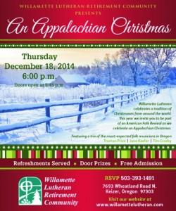 Appalachian Christmas Ad